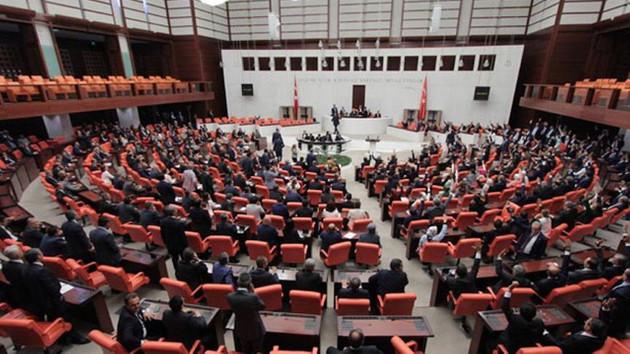 Meclis'te Barış Pınarı Harekatı gerginliği!