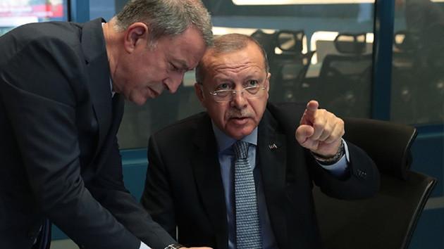 Erdoğan Karargahta Barış Pınarı Harekatını böyle yönetiyor