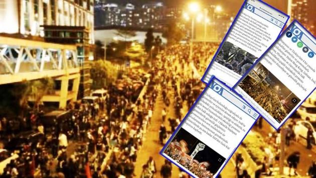 Amerika'nın Sesi'nden skandal Türkiye asparagası