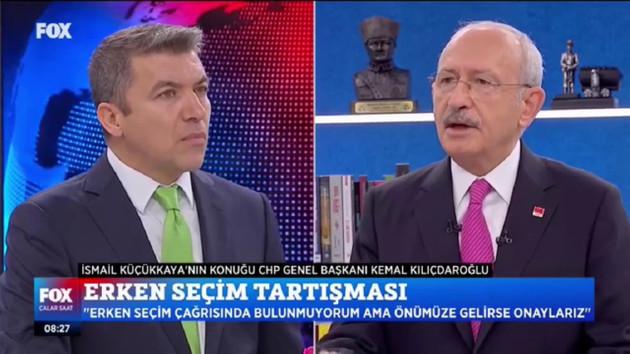 Kılıçdaroğlu Saray'a giden CHP'li iddiası için ne dedi?