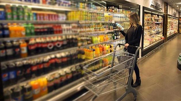 Enflasyon marketlerin satış sayısını düşürse de ciroyu artırdı