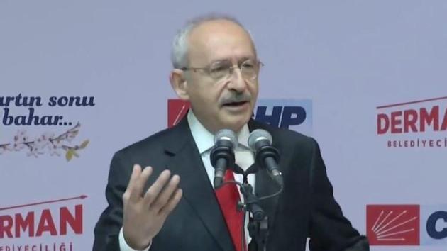 Son dakika: Kılıçdaroğlu'ndan 12 maddelik seçim bildirgesi