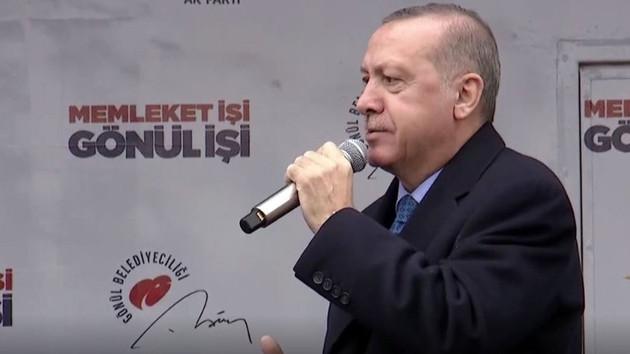 Erdoğan: Artık kitap ve gazetede KDV olmayacak