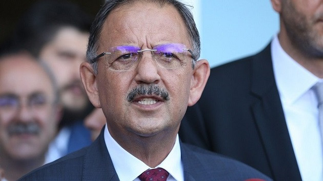 Mehmet Özhaseki: Tehdit varsa aday çekilecek