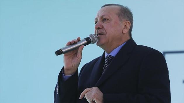 Erdoğan: İzmir körfez pislikten geçilmiyor