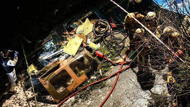 MSB'den İstanbul'da düşen helikopterle ilgili açıklama