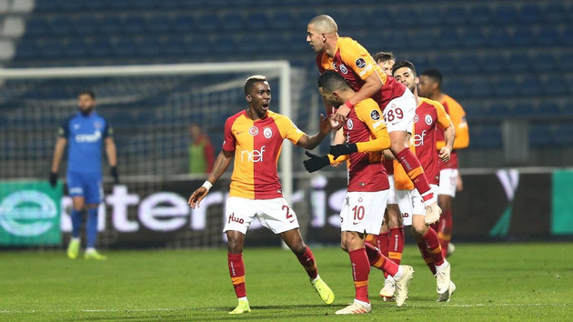 Cimbom adım adım zirveye: Kasımpaşa 1-4 Galatasaray