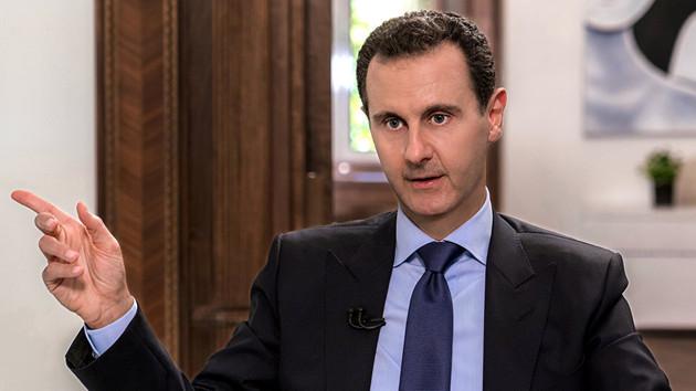 Esad'dan flaş açıklama: Muhalifler Türkiye'yi temsil ediyor