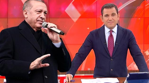 Fatih Portakal'dan Erdoğan'a istikrar eleştirisi: Güldüm