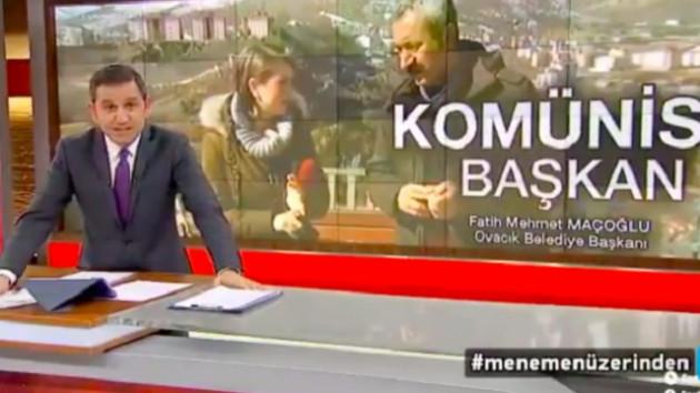 Fatih Portakal'dan Komünist Başkan Maçoğlu için flaş yorum