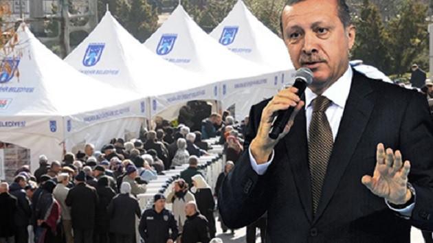 Erdoğan: Tanzim satış kuyruğu bereket kuyruğudur