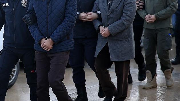 Ankara'da büyük operasyon! Onlarca asker gözaltında