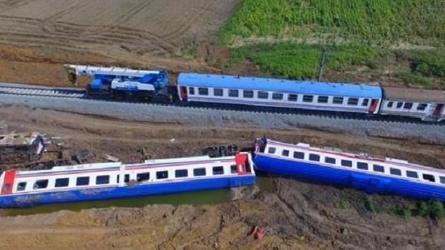 Çorlu tren kazasında kovuşturmaya yer yok