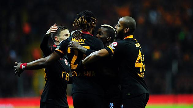 Galatasaray kupa avantajını yeni transferiyle kaptı