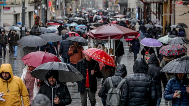 Meteoroloji'den İstanbul için son dakika uyarısı: Serin ve yağışlı hava geliyor