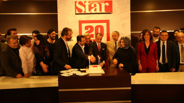 Star Gazetesi 20 yaşında