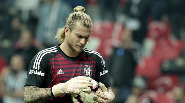 Alman basınından flaş iddia: Loris Karius Beşiktaş'ı FIFA'ya şikayet etti