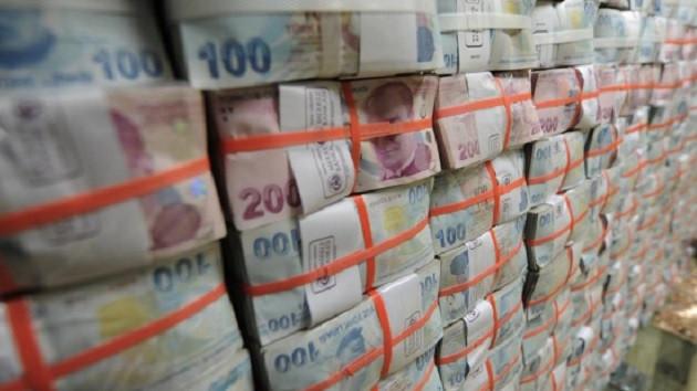 Bütçe açığı Şubat ayında 16,8 milyar TL oldu