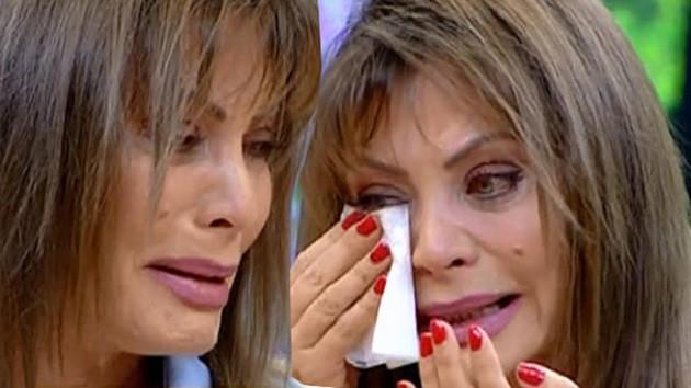Seray Sever canlı yayında gözyaşlarına boğuldu