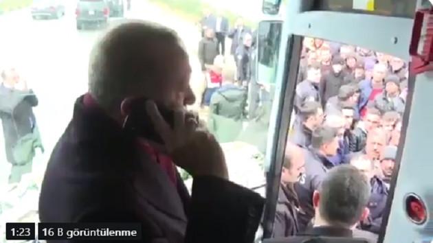 Erdoğan Yeni Zelanda Devlet Başkanını aradı