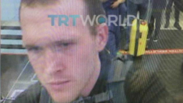 Yeni Zelanda katliamcısı bir süre Türkiye'de bulunmuş