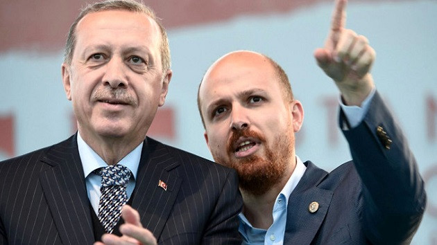Alper Taş: Beyoğlu'nda rakibim Erdoğan ve Bilal Erdoğan