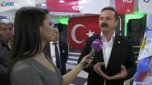 İYİ Partili Yavuz Ağıralioğlu: Tayyip Bey FETÖ'cüler gibi davranıyor