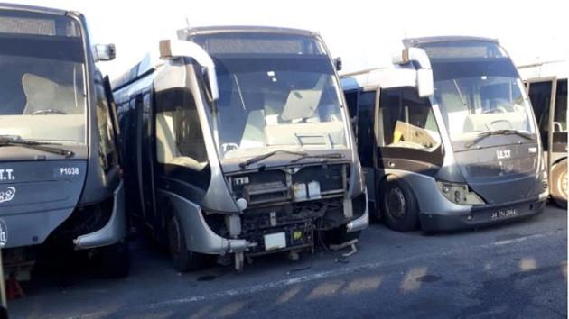 65 milyon euroya alınan metrobüsler hurdaya çıktı!