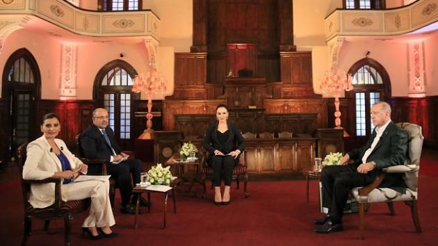 Erdoğan'ın canlı yayına katıldığı Kanal D ve Star TV reytinglerde çuvalladı