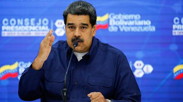 ABD: Maduro ile iş yapan ülkelere yaptırım uygularız