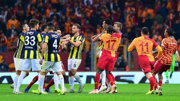 Derbilerin faturası Fenerbahçe ve Galatasaray için ağır oldu