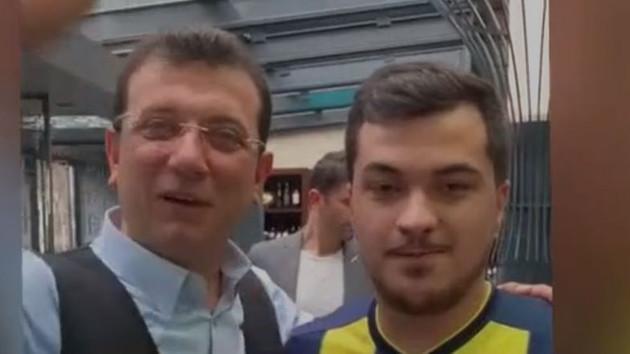 Ekrem İmamoğlu Fenerbahçe sözünü tuttu