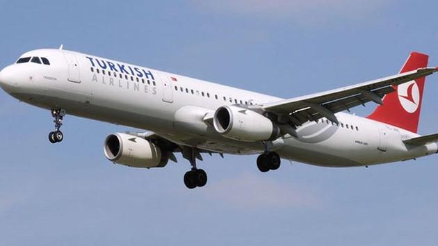 THY uçağı sahte bomba ihbarıyla acil iniş yaptı