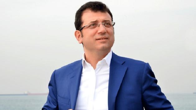 İmamoğlu, CHP'nin resmi internet sitesine İstanbul Büyükşehir Belediye Başkanı olarak eklendi