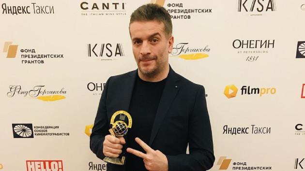 Murat Cemcir: Bu ödül için Putin'e teşekkür ederim