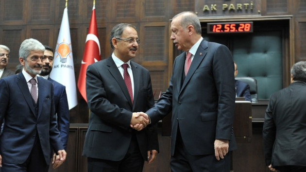 Mehmet Özhaseki: MHP ile birlikteliğimiz zoraki evliliğe benziyor