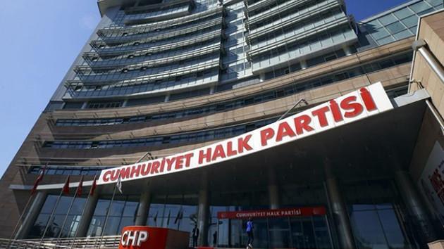 CHP'nin olağanüstü MYK toplantısı sona erdi