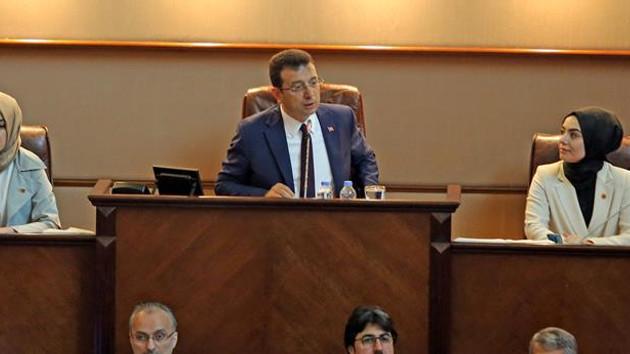 İmamoğlu çalışanlara zam istedi AKP'li üyeler ne yaptı?
