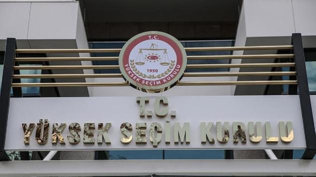 Son dakika: YSK MHP'nin talebini kabul etti!