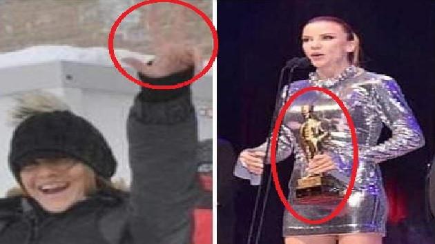 Çetnik selamı yapan Ivana Sert'e verilen ödül Boşnakları kızdırdı