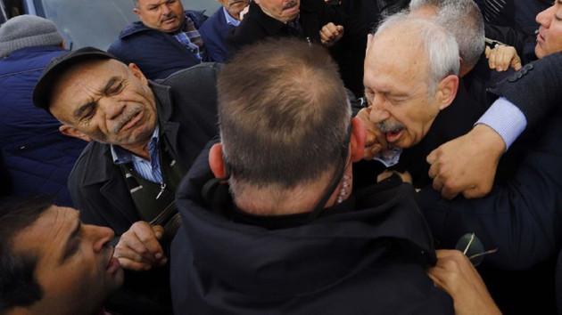 Erdoğan'dan Kılıçdaroğlu'na: İşbirliği yaptığın PKK'nın canavarları benim Mehmet'imi şehit etti