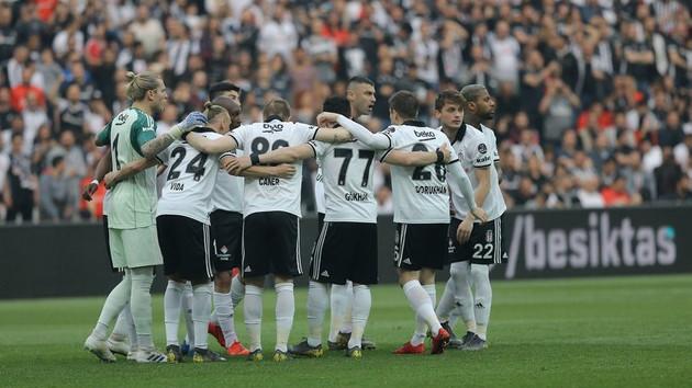 Beşiktaş 4-1 Ankaragücü Şampiyonluk yarışı kızıştı