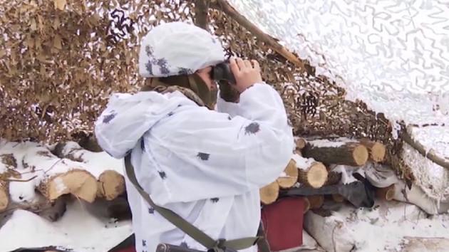 Kadın makineli tüfek nişancısı Cadı Donbass'ta hayatını kaybetti