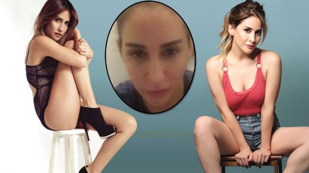 Aynur Aydın'ın hesabı hacklendi! O fotoğraf ve mesajlar ortaya saçıldı!
