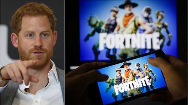 Prens Harry'den çağrı: Fortnite yasaklansın