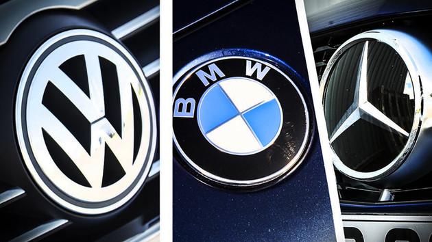 BMW, Volkswagen ve Daimler'i milyarlarca Euro ceza bekliyor