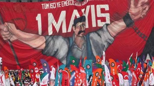İşçinin emekçinin Bayramı 1 Mayıs kutlu olsun!