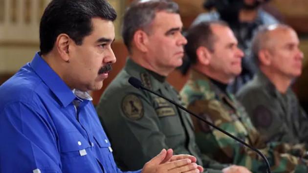 Venezuela Devlet Başkanı Maduro'dan flaş açıklama: Darbe girişimi başarısız oldu