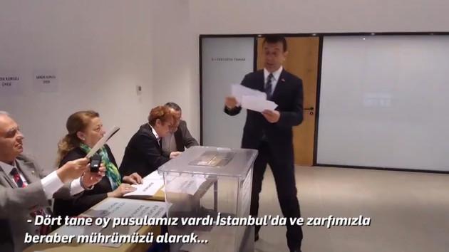Ekrem İmamoğlu'ndan dikkat çeken seçim videosu