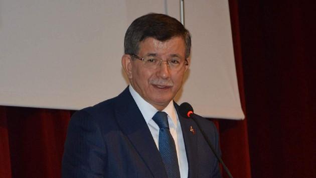 Ahmet Davutoğlu'ndan Payitaht Abdülhamit dizisindeki göndermeye yanıt